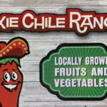 Dixie Chile Ranch Sign